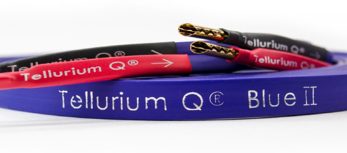 Tellurium Q Announces Blue II Cable Range