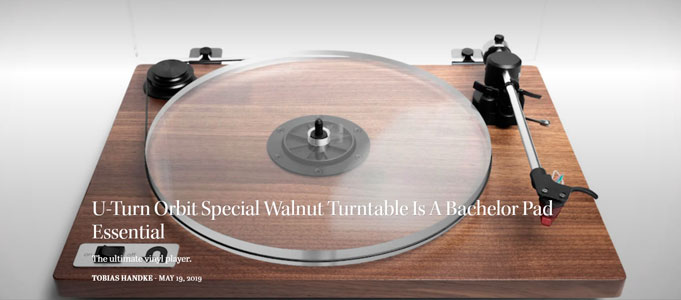 BOSS HUNTING WANTS YOU TO BUY A TURNTABLE THAT WON'T WORK