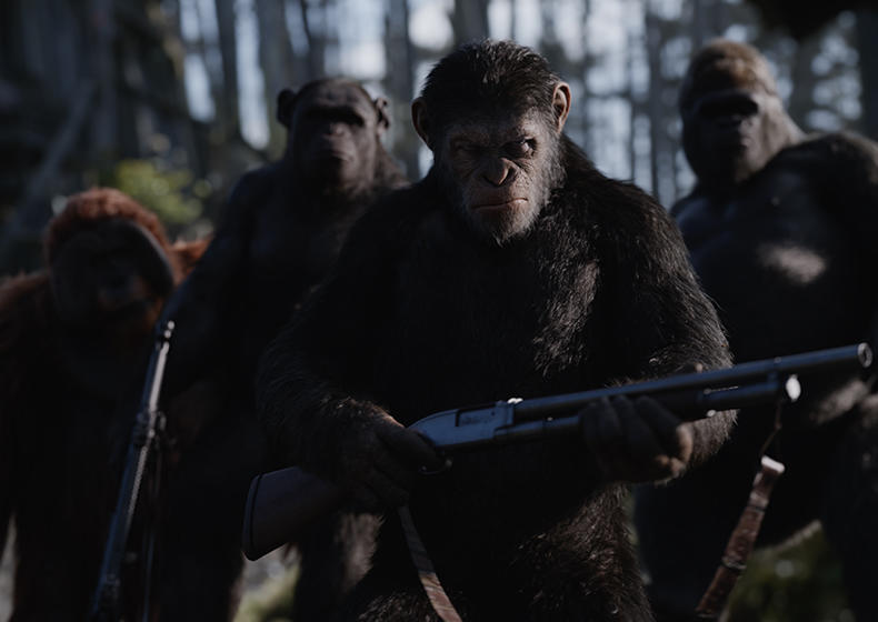 War for the Planet of the Apes, 4K UltraHD Blu-ray Review