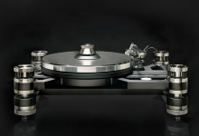Kronos Audio Introduces the SPARTA 0.5 Turntable