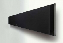 KEF's Tilt Into TV Sound