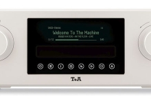NEW MULTI SOURCE SACD PLAYER & DAC FROM T+A