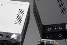 REVIEW: ALO AUDIO CONTINENTAL V5 PORTABLE TUBE HEADPHONE AMPLIFIER