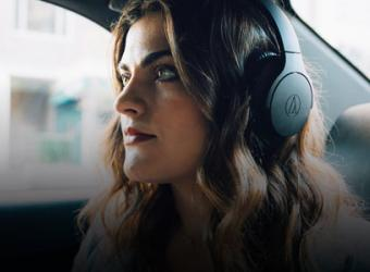 NOTHING BUT THE MUSIC WITH AUDIO-TECHNICA'S NEWEST HEADPHONES