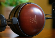 Audio-technica ATH-AWAS Closed-back Headphones Review