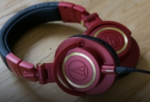 REVIEW: AUDIO-TECHNICA ATH-M50X LIMITED EDITION HEADPHONES