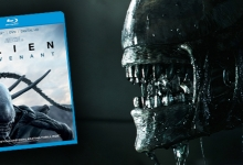 BLU-RAY REVIEW: ALIEN COVENANT