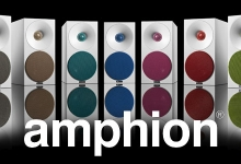 HANDMADE IN FINLAND, AMPHION LOUDSPEAKERS NOW AVAILABLE IN AUSTRALIA