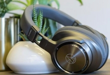 REVIEW: AUDIO-TECHNICA ATH-DSR9BT WIRELESS OVER EAR HEADPHONES