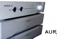 AURALiC TAURUS and MERAK Pre-Power Review