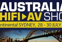 FEATURE: 2017 AUSTRALIAN HIFI & AV SHOW COVERAGE