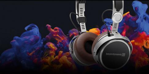 BEYERDYNAMIC'S AVENTHO WIRELESS HEADPHONES ARE SMART