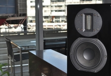 REVIEW: AXIS LOUDSPEAKERS VOICEBOX S MONITOR SPEAKERS