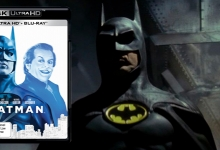 Batman 4K Ultra HD Blu-ray Review