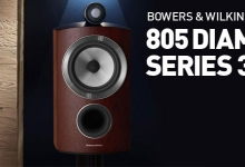 REVIEW: BOWERS & WILKINS 805D3 LOUDSPEAKERS