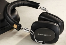 BOWERS & WILKINS' FIRST CLASS HEADPHONES