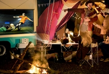 BENQ ANNOUNCES THE GS1, GLAMPING ESSENTIAL