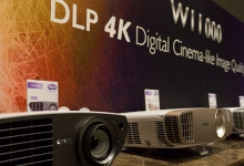 BenQ Unleashes World First THX Certified DLP 4K Home Cinema Projector