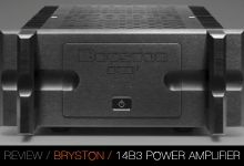 Bryston 14B3 Stereo Power Amplifier Review