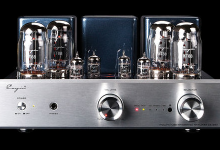 Cayin's Feature Packed CS-55A Integrated Amplifier