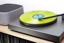 CAMBRIDGE AUDIO UNVEIL WORLD'S FIRST BLUETOOTH APTX HD TURNTABLE
