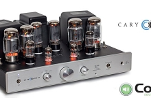 Convoy go back to roots, with Cary Audio