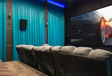 THE CHURCH OF SOUND HOME CINEMA