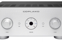 Copland Releases Flagship CSA150 Integrated Amplifier