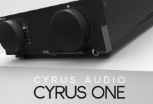 REVIEW: Cyrus ONE Integrated Amplifier