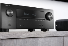 NEW AV RECEIVERS FROM DENON & MARANTZ