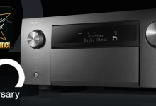 Denon AVC-A110 13.2 Channel AV Receiver Review