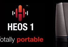 Take Your Music Outside With HEOS 1