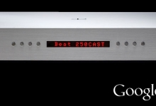GOOGLE CAST ENABLED REFERENCE PRE-AMP FROM DENSEN