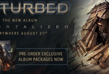 Music Review: Disturbed - Immortalized
