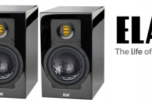 Elac BS 244.3 Bookshelf Loudspeakers Review