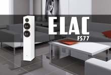 ELAC FS77 Loudspeakers Review