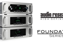 New Foundation Series from Audio Research