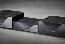 GRYPHON ESSENCE PRE AND POWER AMPLIFIERS WORLD PREMIERE