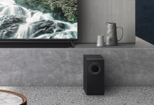 Panasonic Announces SC-HTB490 Slim Soundbar