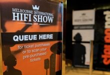 A TREAT FOR THE SENSES AT THIS YEAR'S MELBOURNE INTERNATIONAL HI-FI SHOW