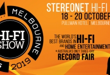 2019 MELBOURNE HI-FI SHOW DATES ANNOUNCED