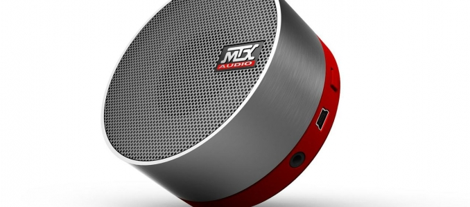 MTX Audio iP1 Portable Speaker