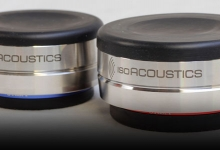 REVIEW: ISOACOUSTICS OREA SERIES ISOLATORS