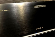 PARASOUND'S JC5 AMPLIFIER IS BOLD AND POWERFUL