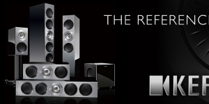 KEF Launches Reference Series