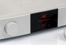 Karan Acoustics Announces Master Collection LINEb Preamplifier