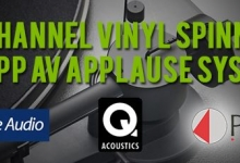 Applause Vinyl Spinner 2.0
