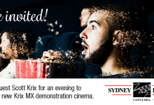 EXPERIENCE REAL CINEMA AT HOME WITH KRIX AND SYDNEY HI-FI CASTLE HILL