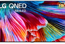 LG adds new 'Mini LED' TVs to 2021 LCD Range