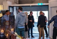 Kef Launches A Work Of Art In Melbourne